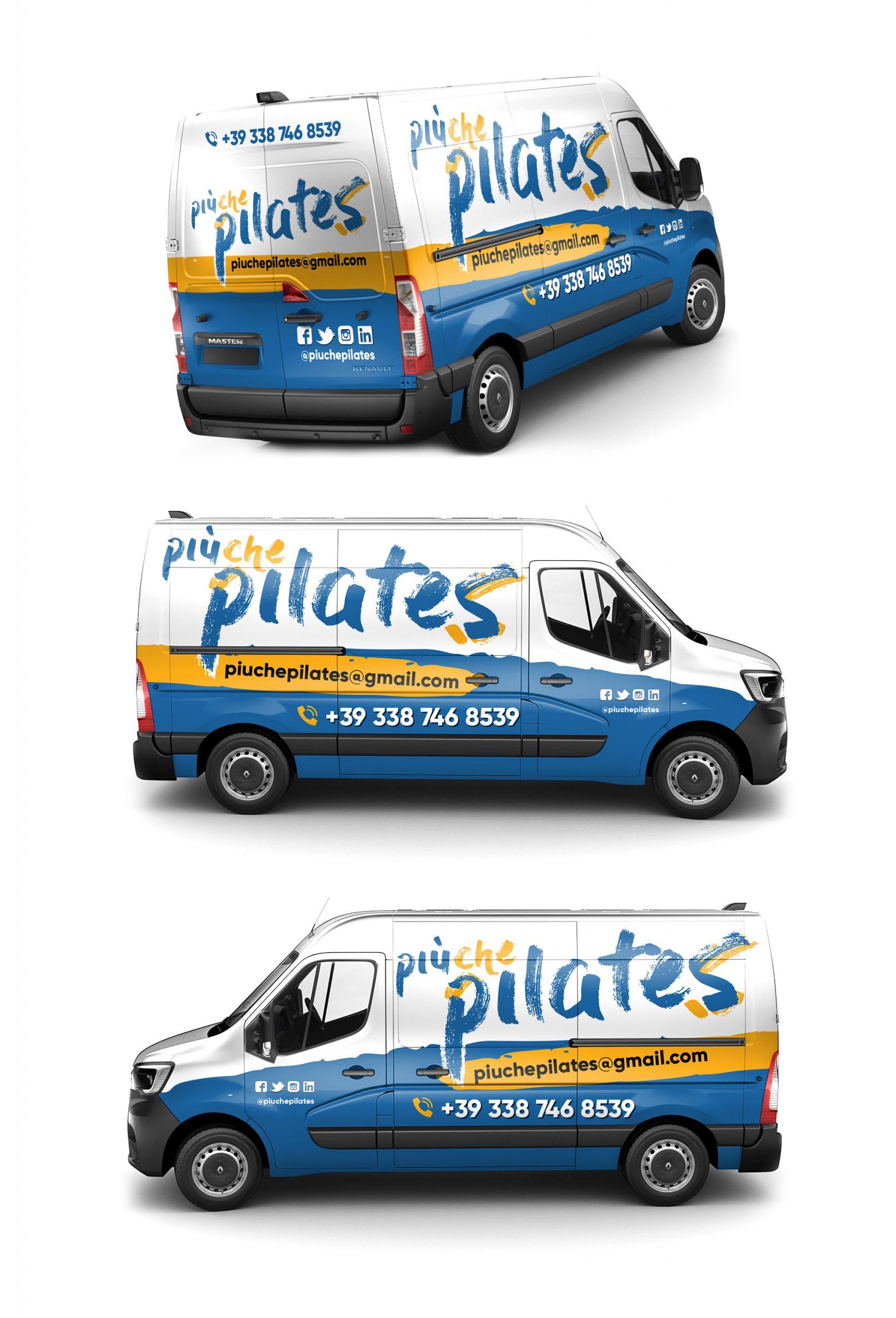 piùche pilates van wrap