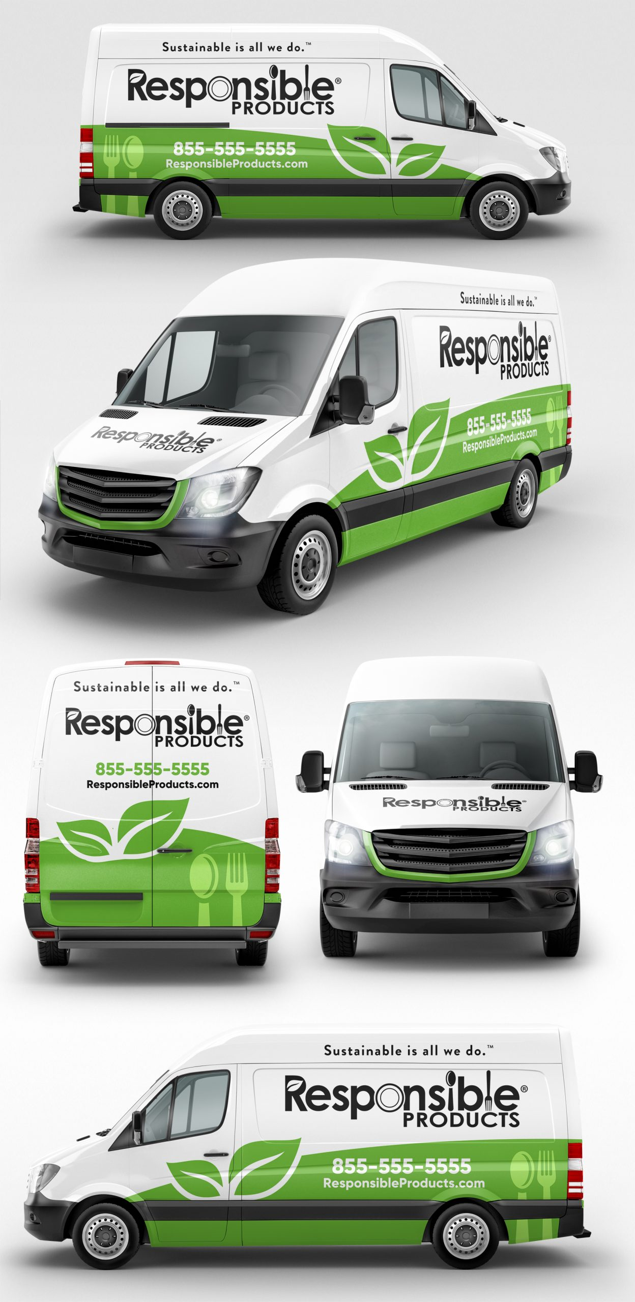 Responsible Products wrap