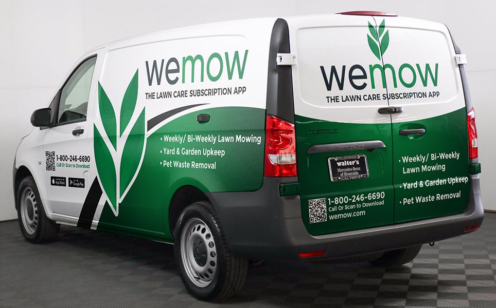 Wemow vehicle wrap
